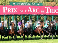 Prix de l'Arc de Triomphe Entries Closed