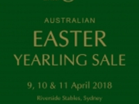 Preview: 2018 Inglis Australian Easter Yearling Sale