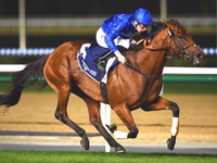 A Godolphin Record breaker With Melbourne In His Sights