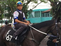 Freedman Takes Leap Of Faith With Iskandar For Tesoro Ride