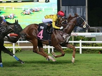 Sun Stud Marshall To Victory In Singapore Derby