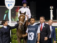 Veteran UAE Trainer, Doug Watson  Celebrates 600th Win