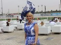 Fashion On The Iconic Meydan Racecourse