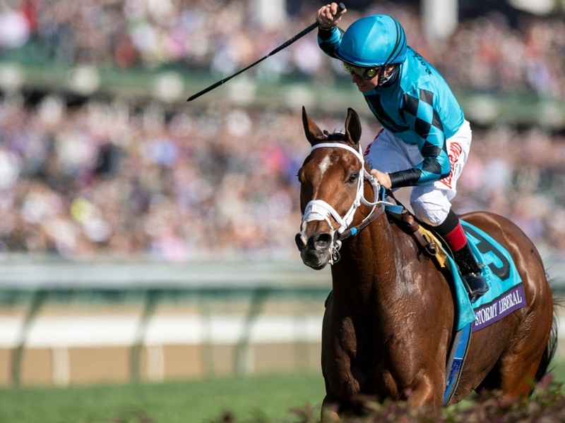 Two-time Breeders' Cup Winning Stormy Liberal Retired At Old ...