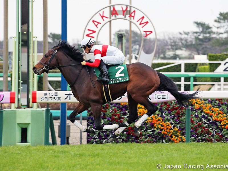 Preview: Gr.1 Takamatsunomiya Kinen (Runners list, Racing Vi ...
